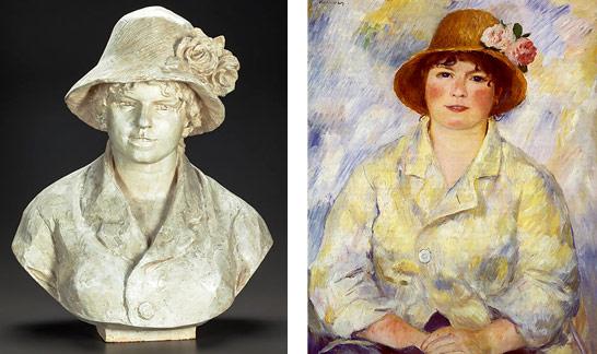 Tasación y venta de objetos personales de Pierre-Auguste Renoir