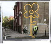 Arte Callejero que se valora en miles de euros