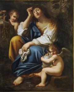 Magdalena Penitente Bartolomeo Schedoni