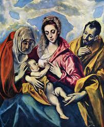 1014 EL GRECO TOLEDO – MADRID: MUSEO DE SANTA CRUZ y REAL ACADEMIA DE B.B.A.A. DE SAN FERNANDO