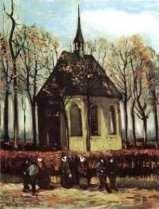 van-gogh-iglesia